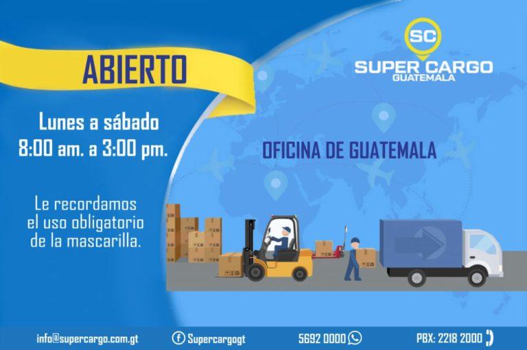 SuperCargo-Oficina-Miami-COVID